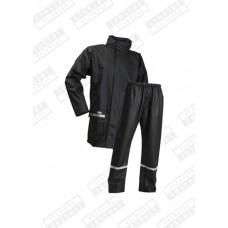 LR1389   Microflex Regnset, jacka och byxa